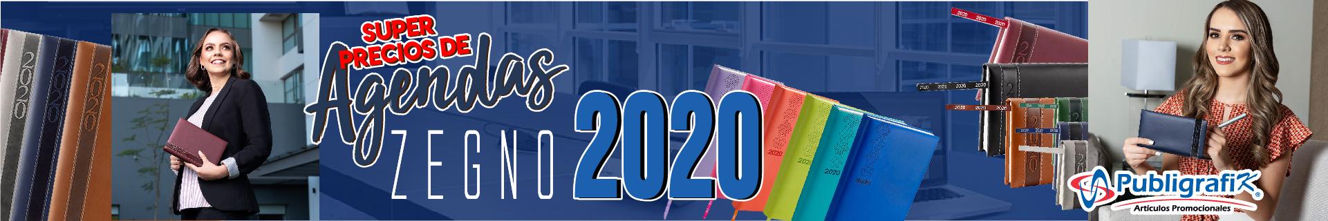 Preventa de agendas 2020